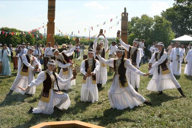 Ысыах в Коломенском » Folk Raider